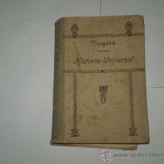 Libros antiguos: HISTORIA UNIVERSAL. VERGARA.. Lote 26260763