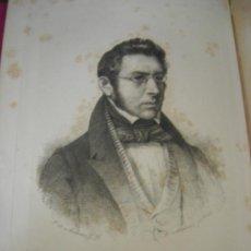 Libros antiguos: OBRAS DE DON MANUEL BRETON DE LOS HERREROS ( TOMO 1 ) 1883.. Lote 17290719