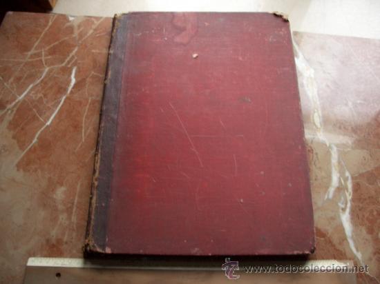 MODERNISMO, ALBUM SALÓN 1903 PRIMERA ILUSTRACIÓN ESPAÑOLA EN COLORES 40 X 30 CM..235 PAGS (Libros Antiguos, Raros y Curiosos - Bellas artes, ocio y coleccionismo - Otros)