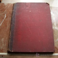 Alte Bücher - MODERNISMO, ALBUM SALÓN 1903 PRIMERA ILUSTRACIÓN ESPAÑOLA EN COLORES 40 X 30 CM..235 PAGS - 26642994