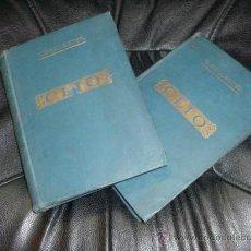Libros antiguos: INICIACIÓN AL ESTUDIO DE LA HISTORIA. RAFAEL BALLESTER CASTELL, 2 TOMOS, CLIO, BARCELONA, 1924. Lote 12374876