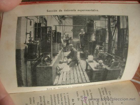Libros antiguos: PEQUEÑO MANUAL DEL TINTORERO - Foto 5 - 26659643