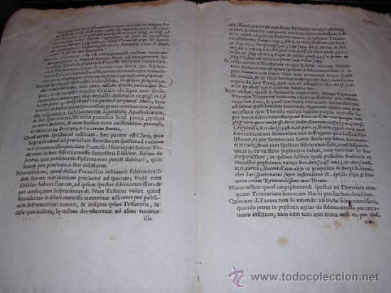 Libros antiguos: R.P.D.CAPRARA-BARCHINONEN.BENEFICIJ. LUNAE 3 IUNIJ 1702-BARCHINONAE EX.TYP.RAPHAELIS FIGUERO ANNO - Foto 2 - 12405095