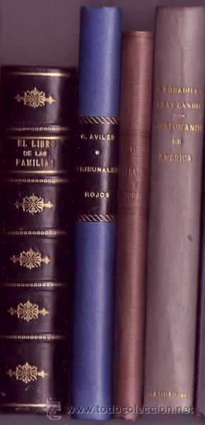 Libros antiguos: El libro de las familias. Manual práctico de cocina española, francesa y americana. - Foto 3 - 27461084