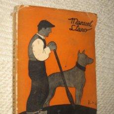 Libros antiguos: LA BRAÑA, POR MANUEL LLANO, PRIMERA EDICIÓN, SANTANDER 1934. Lote 26666388