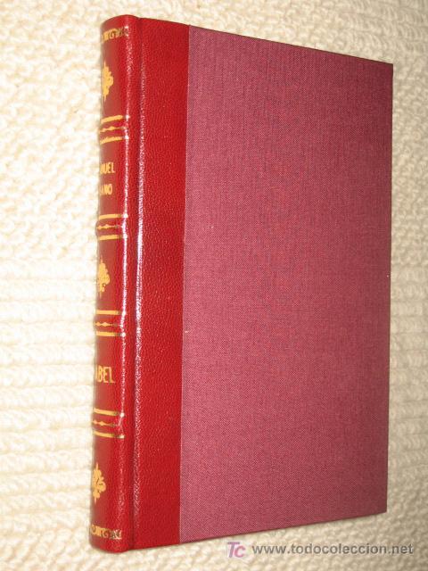 Libros antiguos: Rabel (leyendas), por Manuel Llano, Primera Edición, Santander 1934. - Foto 2 - 26666390