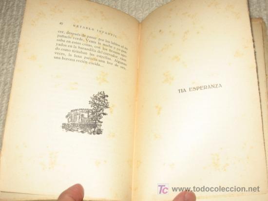 Libros antiguos: Retablo infantil, por Manuel Llano, Primera Edición, Santander 1935, Prólogo de M. de Unamuno - Foto 3 - 26666389