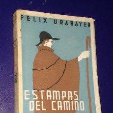 Libros antiguos: ESTAMPAS DEL CAMINO.. Lote 17369920