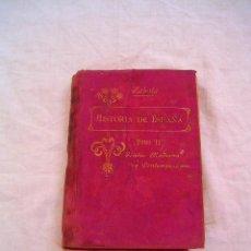Libros antiguos: HISTORIA DE ESPAÑA · 1918. Lote 12856002