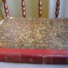 Libros antiguos: 1853 DICCIONARIO ILUSTRADO DE ARTILLERIA. Lote 26270489