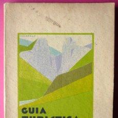Libros antiguos: GUÍA TURÍSTICA DE NAVARRA. 1929. Lote 26878559