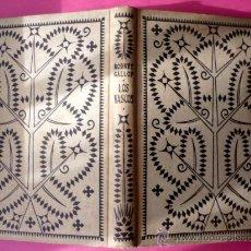 Libros antiguos: LOS VASCOS. DIBUJOS DE MARJORIE GALLOP. 1948. Lote 26834503