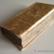 Libros antiguos: 1798-1805-LUIS DE CAMOES.OS LUSIADAS.TOMOS I Y II EN UN SÓLO LIBRO.RARÍSIMA EDICIÓN CON 10 GRABADOS. Lote 26806126