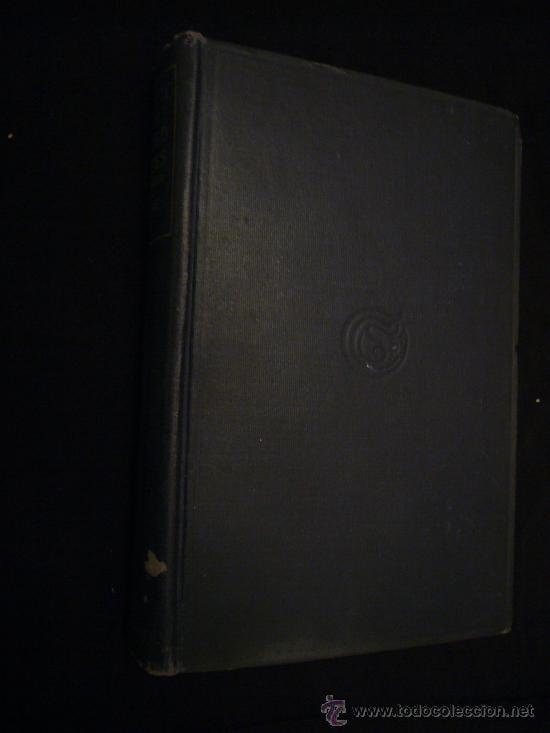 BENJAMIN ANDREWS: - HISTORY OF THE UNITED STATES - TOMO VI (ULTIMO) (1916) (Libros Antiguos, Raros y Curiosos - Historia - Otros)