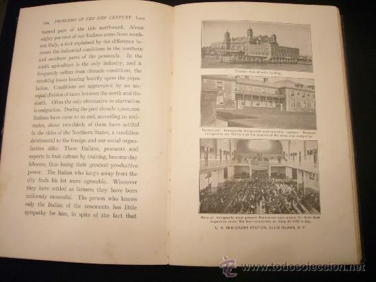 Libros antiguos: BENJAMIN ANDREWS: - HISTORY OF THE UNITED STATES - TOMO VI (ULTIMO) (1916) - Foto 3 - 27347680