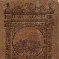 Libros antiguos: REAL PALACIO DE MADRID / CONDE DE LAS NAVAS *ARTE ESPAÑA * REYES Y SOBERANOS *. Lote 24702079
