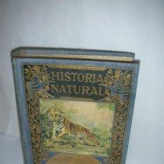 Libros antiguos: HISTORIA NATURAL , CELSO AREVALO . Lote 23934221