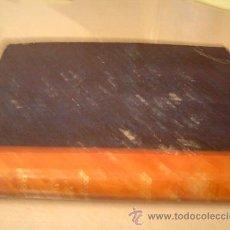 Libros antiguos: 1851 TRATADO DE TELEGRAFIA ELECTRICA GARCES DE MARCILLA NO EN BNAL PRIMER TRATADO EN ESPAÑOL. Lote 27095185