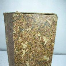 Libros antiguos: MANUAL DE AGRICULTURA, ALEJANDRO OLIVAN, 1866. Lote 27247011