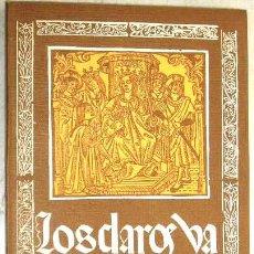 Libros antiguos: LOS CLAROS VARONES DE ESPAÑA / HERNANDO DEL PULGAR - FACSÍMIL.. Lote 20784315
