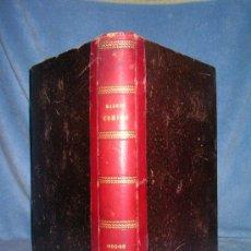 Libros antiguos: MADRID COMICO-AÑOS 1892-1893 COMPLETOS-EXCEPCIONAL.. Lote 26815916