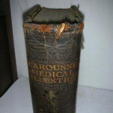 Libros antiguos: LAROUSSE, MEDICAL ILLUSTRE , 1925. Lote 26945674