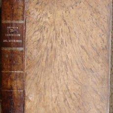 Libros antiguos: VADEMÉCUM DEL MECANICO. ESTUDIOS SOBRE LA CONSTRUCCION DE MAQUINAS. POR ARMENGAUD AINÉ, 1898!. Lote 27072368