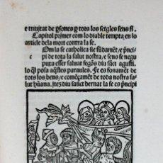 Libros antiguos: ART DE BE MORIR. Lote 13456686