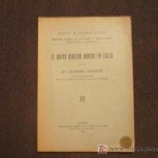 Libros antiguos: 1411.-SINDICALISMO-EL NUEVO DERECHO OBRERO EN ITALIA. Lote 17692652