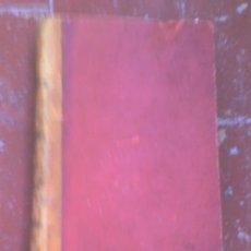 Libros antiguos - practica civil forense m. ortiz zuñiga y c de san juan madrid 1874 libro en piel impresionante - 27435014