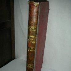 Livros antigos: CRONICAS DE LA GUERRA, 1877-78,CRONICA UNIVERSAL ILUSTRADA, PUBLICIDAD. Lote 27503999