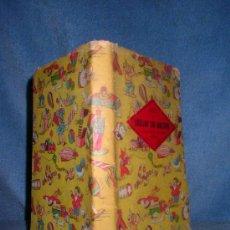 Libros antiguos: ARTE DE DIBUJAR SIN MAESTRO - AÑO 1900 - TRES TOMOS EN UN VOLUMEN - MUY ILUSTRADOS.. Lote 27016857
