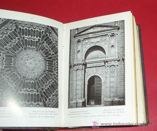 Libros antiguos: ENCUADERNACION DE LOS VOLUMENES 7, 11, 12 Y 32 DE EL ARTE EN ESPAÑA. - Foto 3 - 27595866