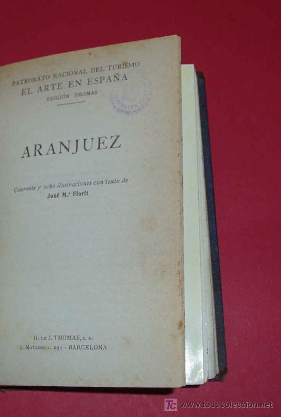 Libros antiguos: ENCUADERNACION DE LOS VOLUMENES 7, 11, 12 Y 32 DE EL ARTE EN ESPAÑA. - Foto 4 - 27595866