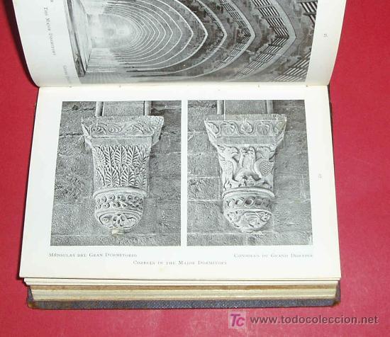 Libros antiguos: ENCUADERNACION DE LOS VOLUMENES 7, 11, 12 Y 32 DE EL ARTE EN ESPAÑA. - Foto 6 - 27595866