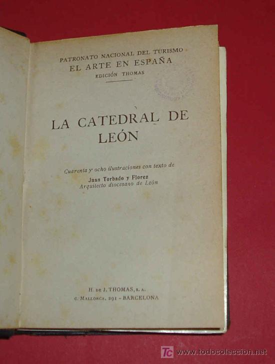 Libros antiguos: ENCUADERNACION DE LOS VOLUMENES 15, 25, 33 Y 34 DE EL ARTE EN ESPAÑA. - Foto 4 - 26782094