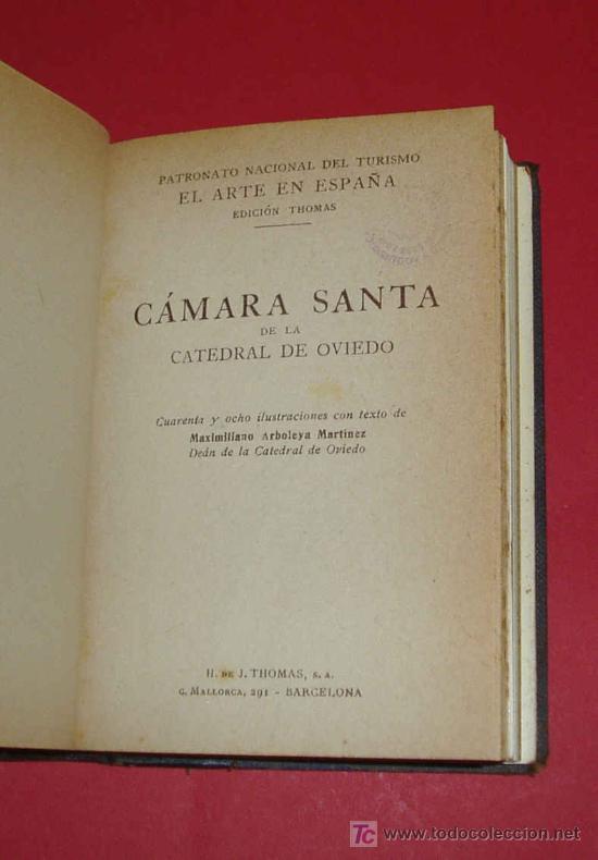 Libros antiguos: ENCUADERNACION DE LOS VOLUMENES 15, 25, 33 Y 34 DE EL ARTE EN ESPAÑA. - Foto 6 - 26782094