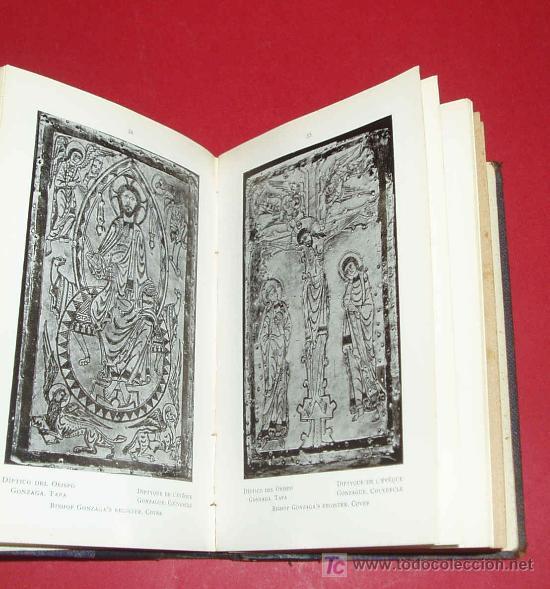 Libros antiguos: ENCUADERNACION DE LOS VOLUMENES 15, 25, 33 Y 34 DE EL ARTE EN ESPAÑA. - Foto 8 - 26782094