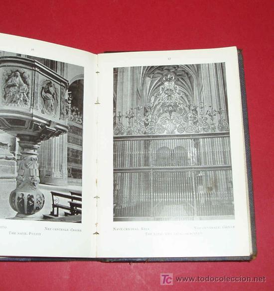 Libros antiguos: ENCUADERNACION DE LOS VOLUMENES 15, 25, 33 Y 34 DE EL ARTE EN ESPAÑA. - Foto 9 - 26782094