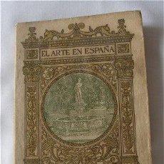 Libros antiguos: ARANJUEZ EL ARTE EN ESPAÑA THOMAS. Lote 13939525