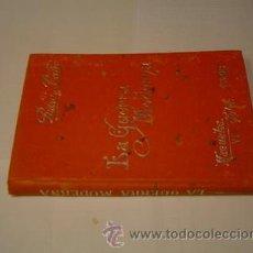 Libros antiguos: 1900 LA GUERRA MODERNA GENERAL RUBIO Y BELLVE. Lote 26736296