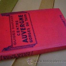 Libros antiguos: 1932 GUIAS DIAMANTE AUVERGNE. Lote 25803994