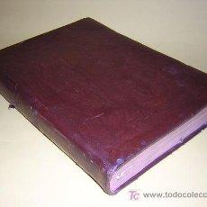 Libros antiguos: CA. 1890 - THARY - ARTE DE HERRAR Y FORJAR. Lote 26538681