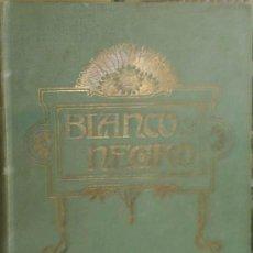 Libros antiguos: REVISTA BLANCO Y NEGRO AÑO 1918 TOMO XXXVI. Lote 14163016