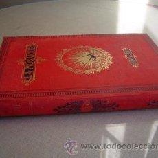 Libros antiguos: 1878 LA MOSAIQUE REVUE PITTORESQUE ILLUSTREE DE TOUS LES TEMPS ET TOUS LES PAYS. Lote 27023473