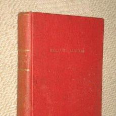 Libros antiguos: LA EMOCIÓN DE ESPAÑA, POR M. SIUROT. 1924 ILUSTRADO. DESCRIPCIÓN DE TODAS LAS PROVINCIAS ESPAÑOLAS. Lote 23135776