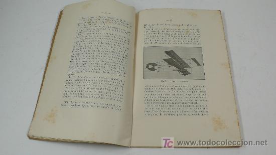 Libros antiguos: L'aviation hier, aujourd'hui, demain. 1910. 39 pag. 16 x 25 cm - Foto 2 - 14284984