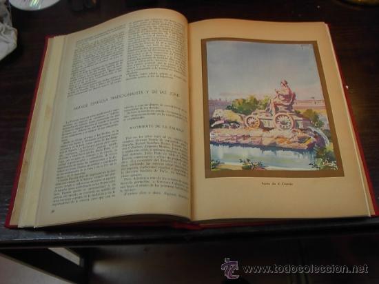 Libros antiguos: Francisco Franco. A epopeia de Espanha. Documentario grafico descriptivo e historico dedicado ao - Foto 3 - 14406109
