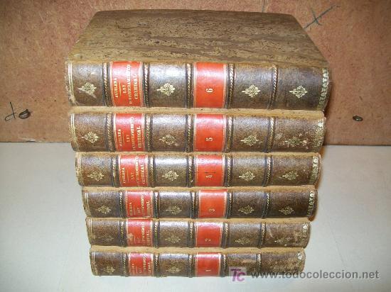 LEY ENJUICIAMIENTO CRIMINAL - 6 TOMOS (COMPLETA) - MADRID 1923 - ED. REUS - ENRIQUE AGUILERA (Libros Antiguos, Raros y Curiosos - Ciencias, Manuales y Oficios - Otros)