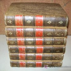 Libros antiguos: LS 7 - LEY ENJUICIAMIENTO CRIMINAL - 6 TOMOS (COMPLETA) - MADRID 1923 - ED. REUS - ENRIQUE AGUILERA. Lote 25866131